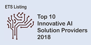 Top 10 Innovative AI Solution Providers 2018